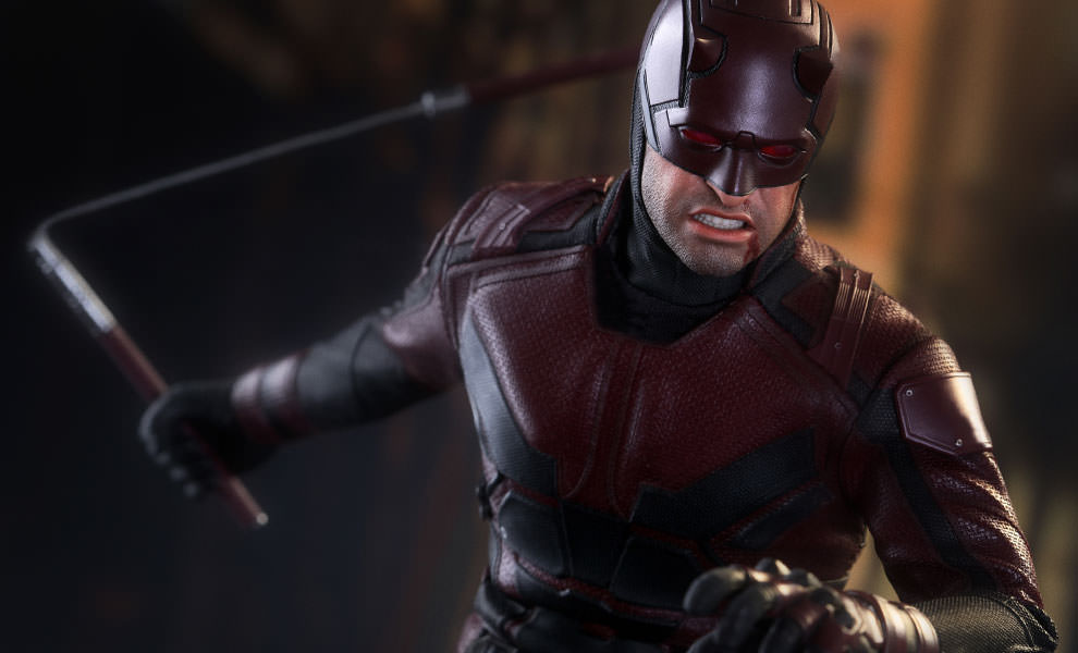 marvel daredevil sixth scale figure hot toys feature 902811
